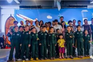 漳州市周末亲子航空体验-民航飞行员带你开飞机