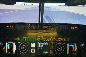 737模拟器多少钱 波音737飞行模拟器售价多少