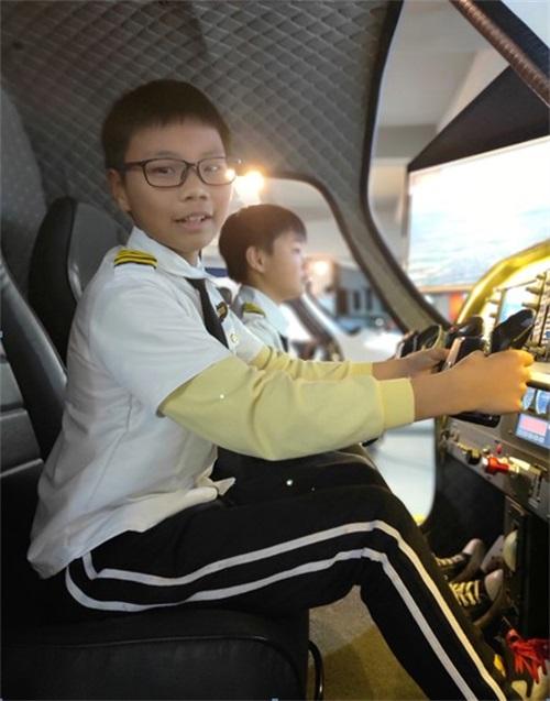 模拟飞行训练