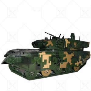 99A坦克模拟器-二自由度、六自由度坦克模拟器