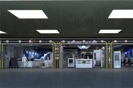 泉州科德航空体验馆即将开业