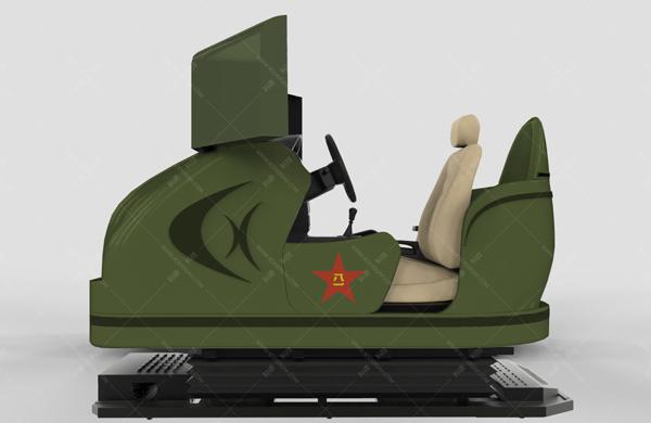 军用驾驶模拟器
