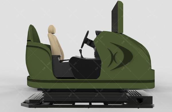 军用卡车模拟器