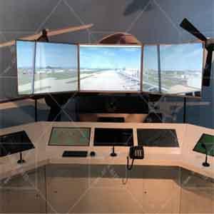 机场塔台模拟器、塔台管制模拟系统、塔台视景模拟系统