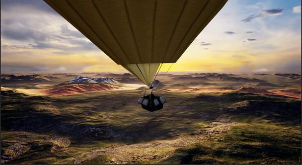 热气球模拟器