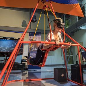 VR滑翔机(三角翼)模拟-动力滑翔机模拟器
