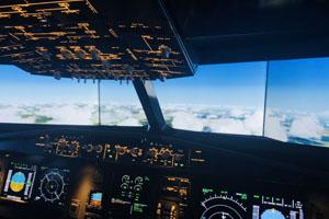 飞行模拟器多少钱-空客A320