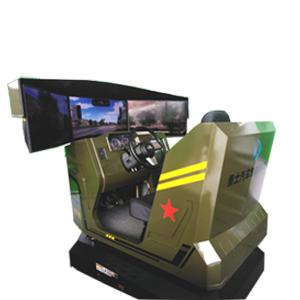 军用汽车驾驶模拟器-勇士猛士汽车模拟器-军用特种车型模拟