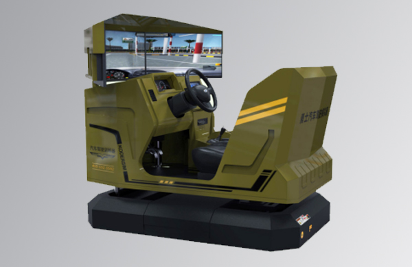 勇士汽车驾驶模拟器