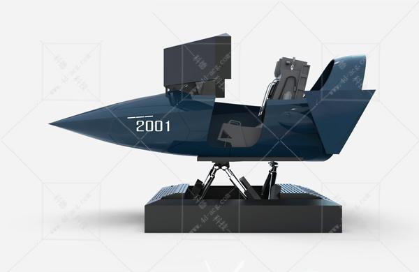 科德战斗机模拟器