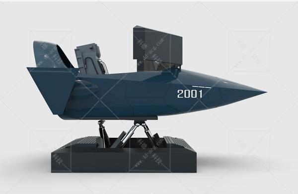 模拟战斗机