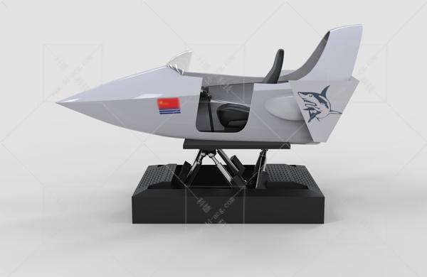 战斗机模拟