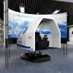 737模拟器-737模拟舱价格大约50W~120W之间