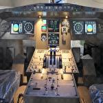 采购一台飞机模拟器要多少钱