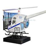 R22直升机模拟器图片