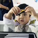 我是小小飞行员,航空科普研学活动
