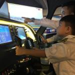 福建科德飞行模拟器圆孩子一个飞行梦